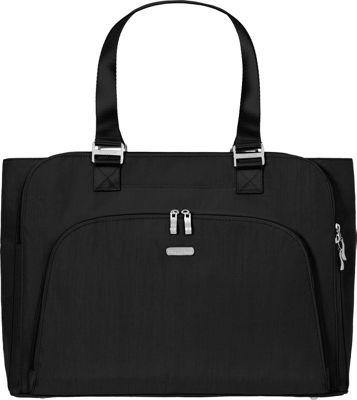 baggallini Errand Laptop Bag - Retired Colors Black/Sand - baggallini Women's Business Bags