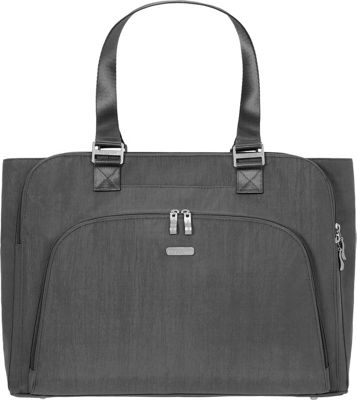 baggallini Errand Laptop Bag - Retired Colors Charcoal - baggallini Women's Business Bags