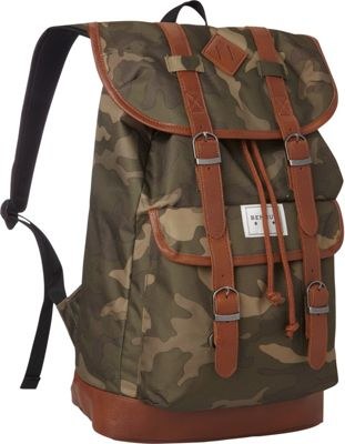 BENRUS Scout Backpack Camo - BENRUS Everyday Backpacks