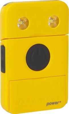 WakaWaka Power+ Solar Powered Charger Yellow - WakaWaka Portable Batteries & Chargers