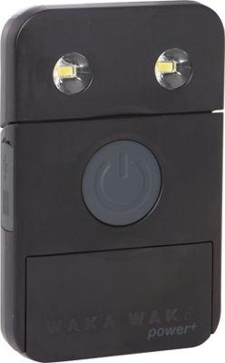 WakaWaka Power+ Solar Powered Charger Black - WakaWaka Portable Batteries & Chargers