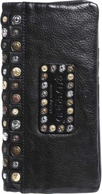 Old Trend Camellia Clutch Black - Old Trend Women's Wallets