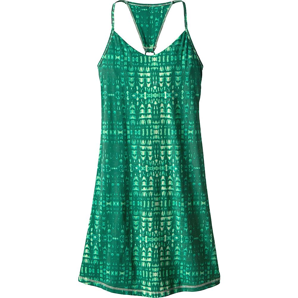 Patagonia Womens Edisto Dress S - Tidewater: Gem Green - Patagonia Womens Apparel - Apparel & Footwear, Women's Apparel