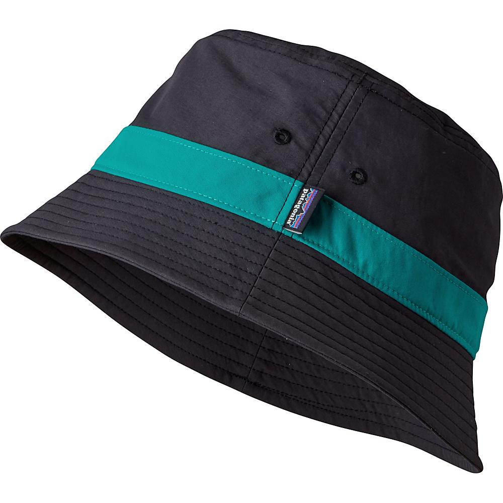 Patagonia Wavefarer Bucket Hat L/XL - Ink Black - L/XL - Patagonia Hats/Gloves/Scarves - Fashion Accessories, Hats/Gloves/Scarves