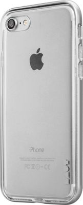 LAUT iPhone 7 ExoFrame Case Silver - LAUT Electronic Cases
