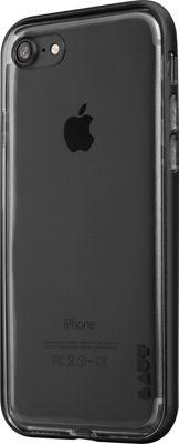 LAUT iPhone 7 ExoFrame Case Gun Metal - LAUT Electronic Cases