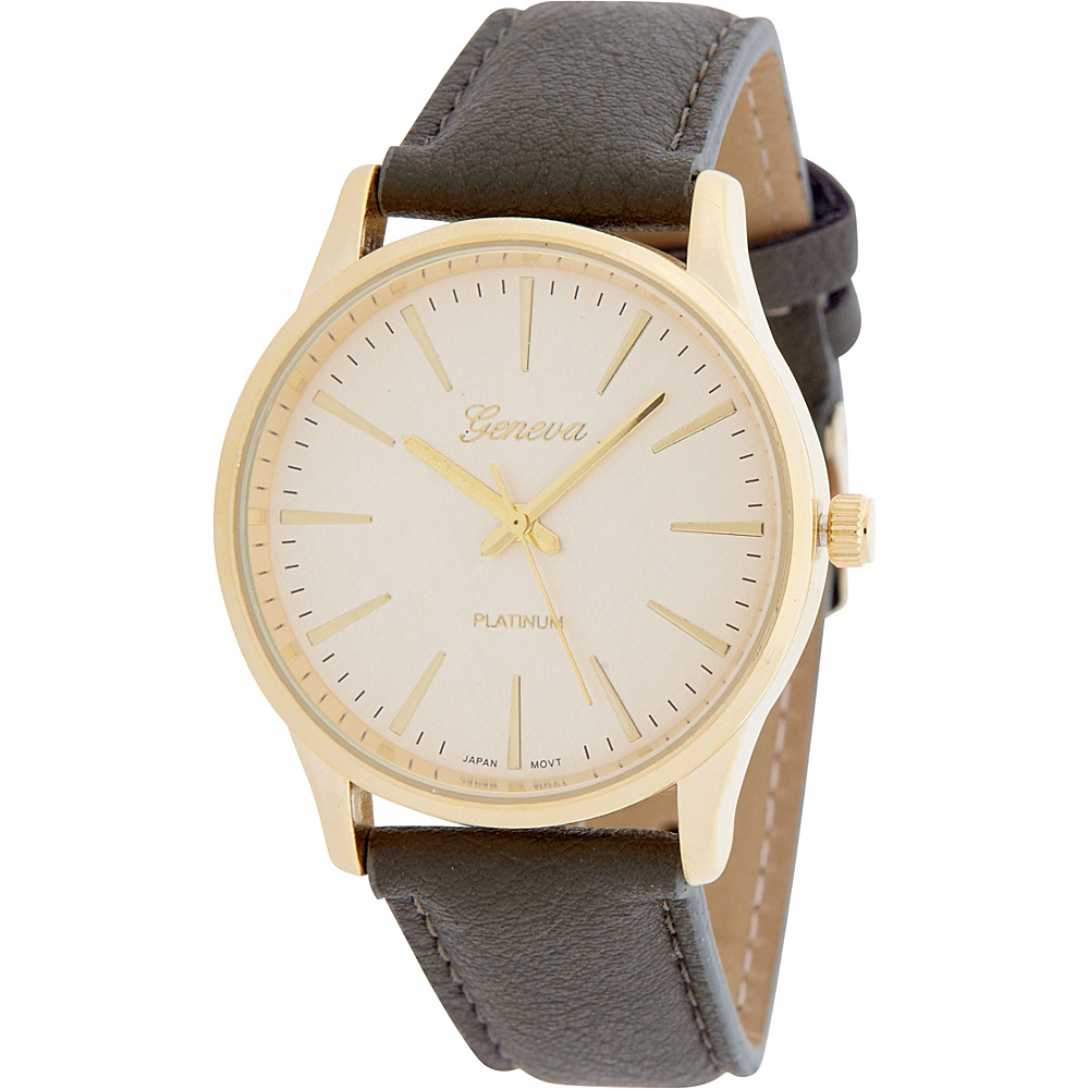 Samoe Round Face Watch Olive Samoe Watches