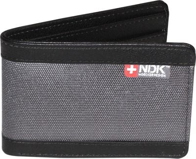 Nidecker Design Capital Collection Front Pocket Slimfold Wallet Shale - Nidecker Design Men's Wallets