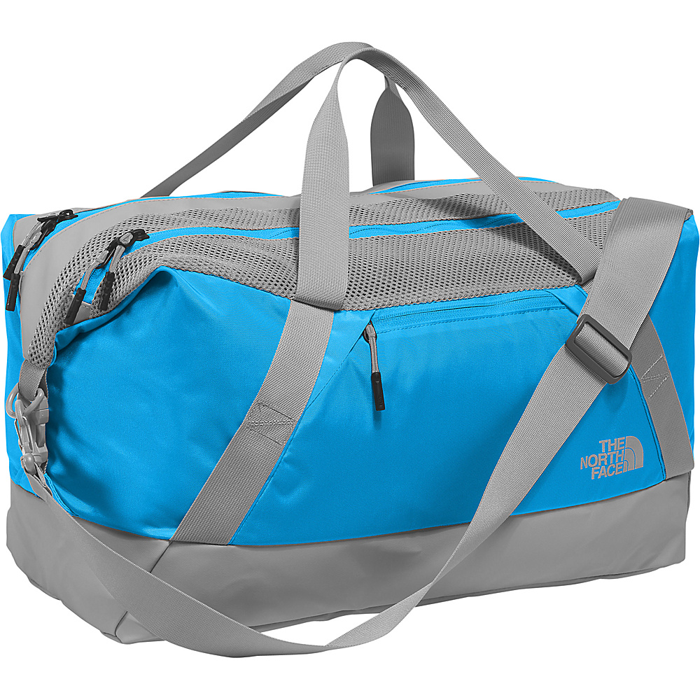 The North Face Apex Gym Duffel Medium Hyper Blue/Midgry - The North Face Gym Duffels - Duffels, Gym Duffels