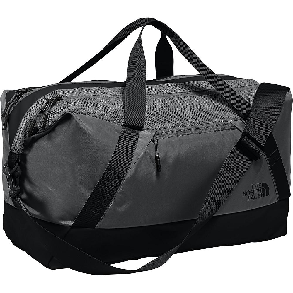 The North Face Apex Gym Duffel Medium Asphalt Grey/TNF Black - The North Face Gym Duffels - Duffels, Gym Duffels