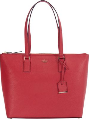 kate spade new york Cameron Street Lucie Tote Rosso - kate spade new york Designer Handbags