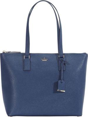 kate spade new york Cameron Street Lucie Tote Twilight - kate spade new york Designer Handbags