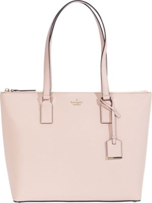 kate spade new york Cameron Street Lucie Tote Warm Vellum - kate spade new york Designer Handbags