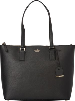 kate spade new york Cameron Street Lucie Tote Black - kate spade new york Designer Handbags