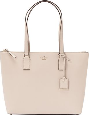 kate spade new york Cameron Street Lucie Tote Tusk - kate spade new york Designer Handbags