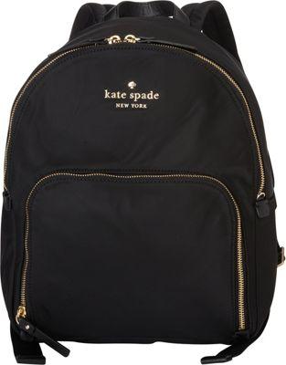 kate spade new york Watson Lane Hartley Backpack Black - kate spade new york Designer Handbags