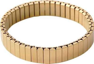 Rilee & Lo Stacking Bracelet for the Apple Watch - Shiny - S/M Yellow Gold - Rilee & Lo Wearable Technology