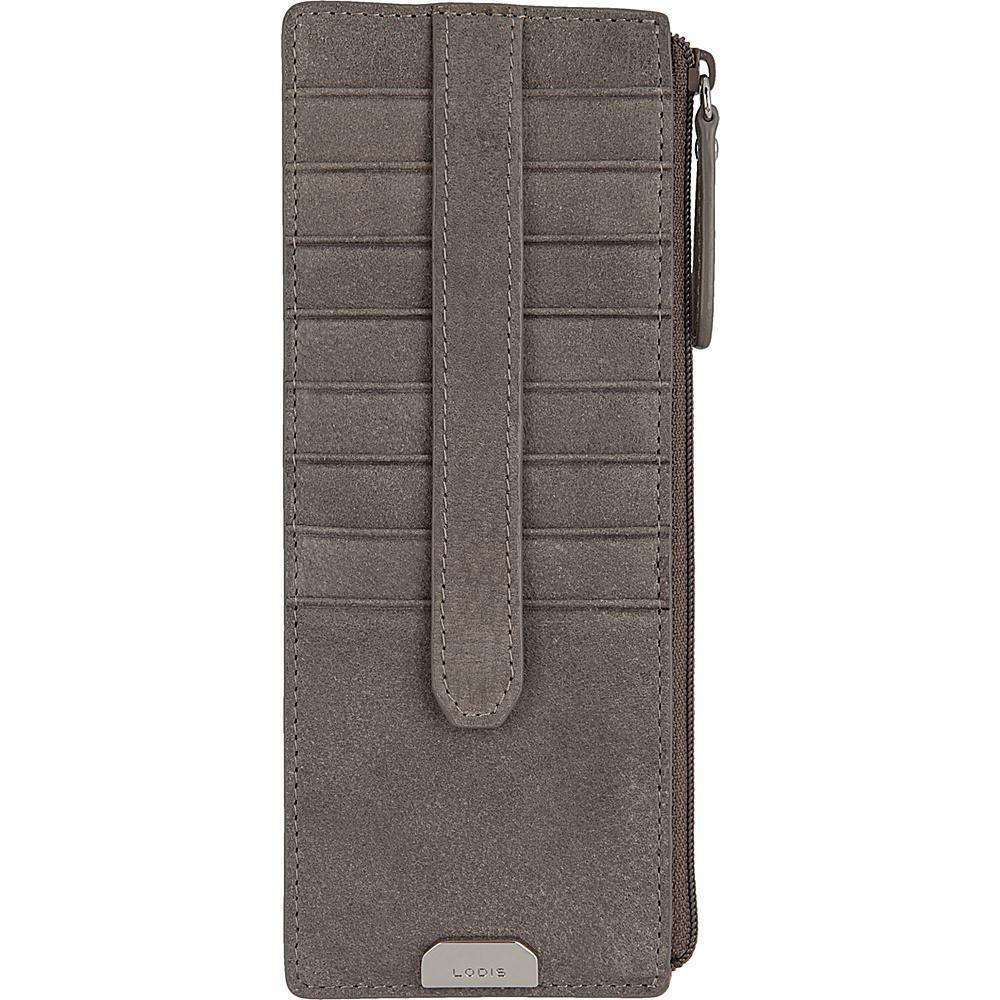 Lodis Gijon Credit Card Case with Zipper Pocket Black - Lodis Womens Wallets - Women's SLG, Women's Wallets