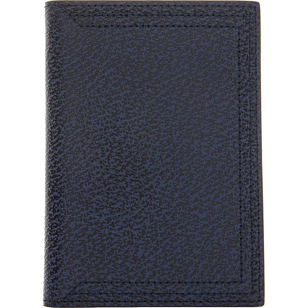 Lodis Stephanie Under Lock & Key Passport Cover Midnight - Lodis Travel Wallets - Travel Accessories, Travel Wallets