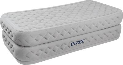 Intex Supreme Air Flow Bed Queen Grey - Intex Outdoor Accessories