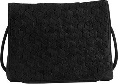 Day & Mood Nova Crossbody Black - Day & Mood Leather Handbags