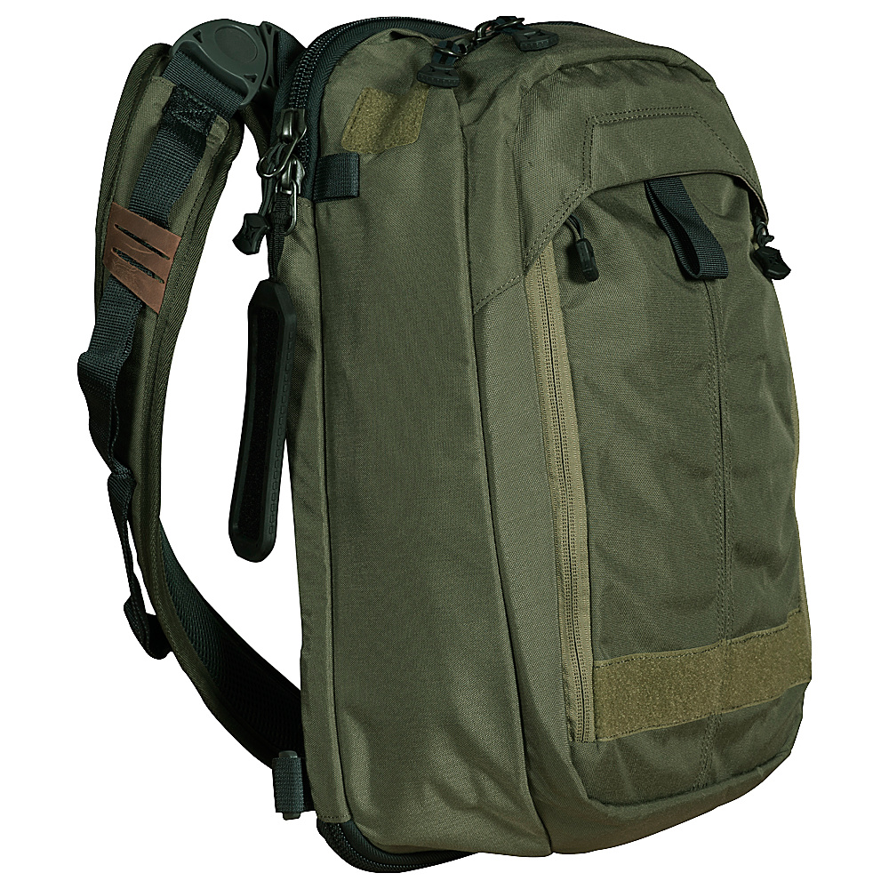 Vertx EDC Transit Sling Loden Green - Vertx Tactical - Outdoor, Tactical