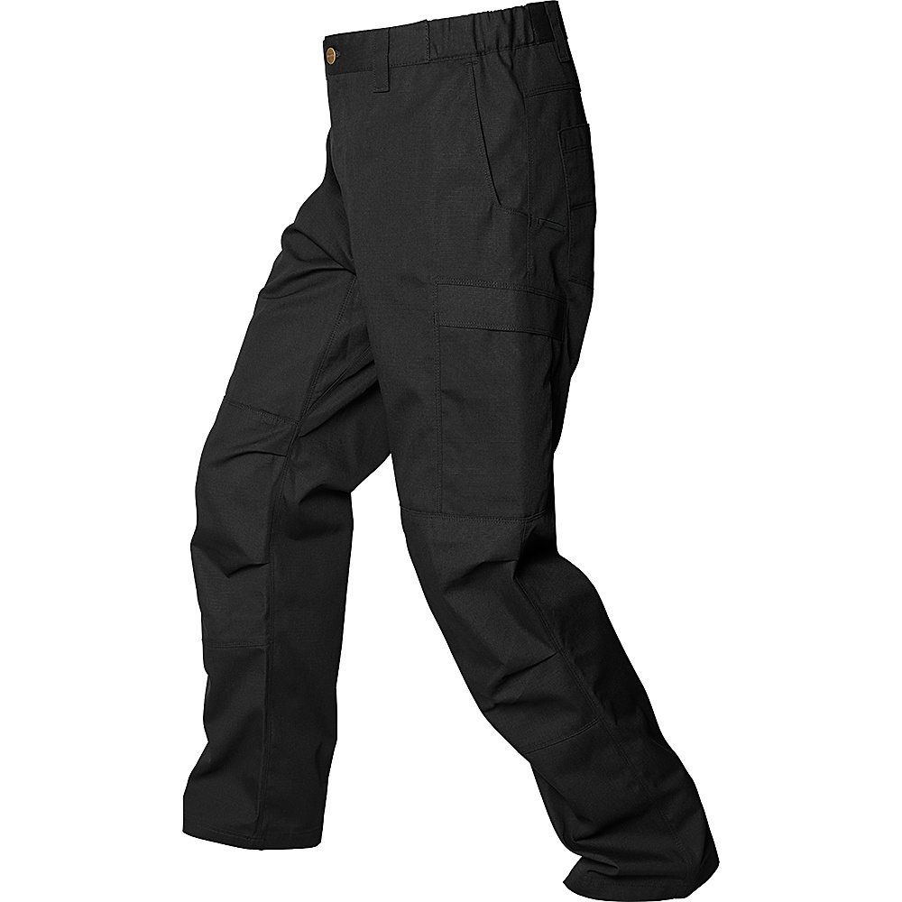 Vertx Mens Phantom LT 2.0 Pant 42 - 36in - Black - Vertx Mens Apparel - Apparel & Footwear, Men's Apparel