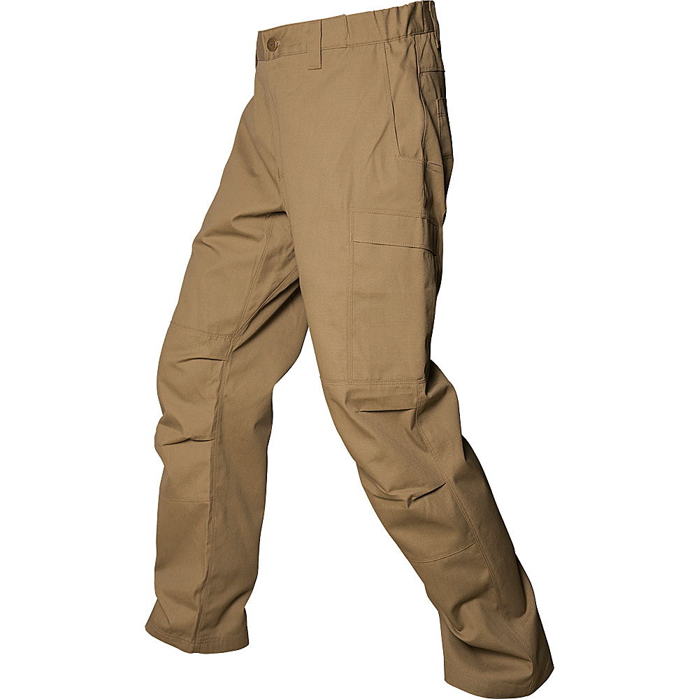 Vertx Mens Phantom LT 2.0 Pant 42 - 36in - Desert Tan - Vertx Mens Apparel - Apparel & Footwear, Men's Apparel