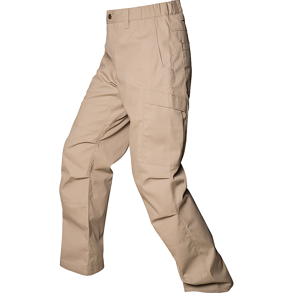 Vertx Mens Phantom LT 2.0 Pant 40 - 36in - Khaki - Vertx Mens Apparel - Apparel & Footwear, Men's Apparel