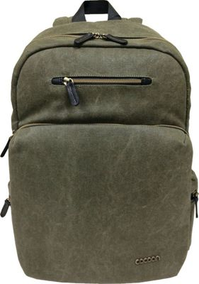 Cocoon Urban Adventure 16 inch Backpack Green - Cocoon Laptop Backpacks