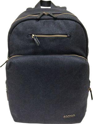 Cocoon Urban Adventure 16 inch Backpack Black - Cocoon Laptop Backpacks