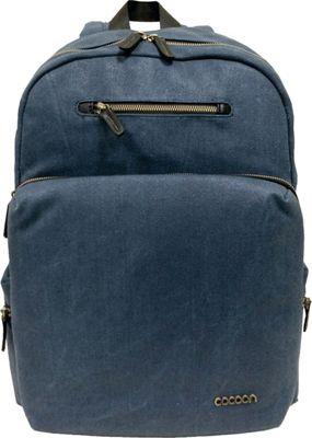 Cocoon Urban Adventure 16 inch Backpack Blue - Cocoon Laptop Backpacks