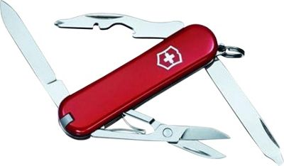 Victorinox Swiss Army Rambler Multi-Tool Red - Victorinox Swiss Army Outdoor Accessories