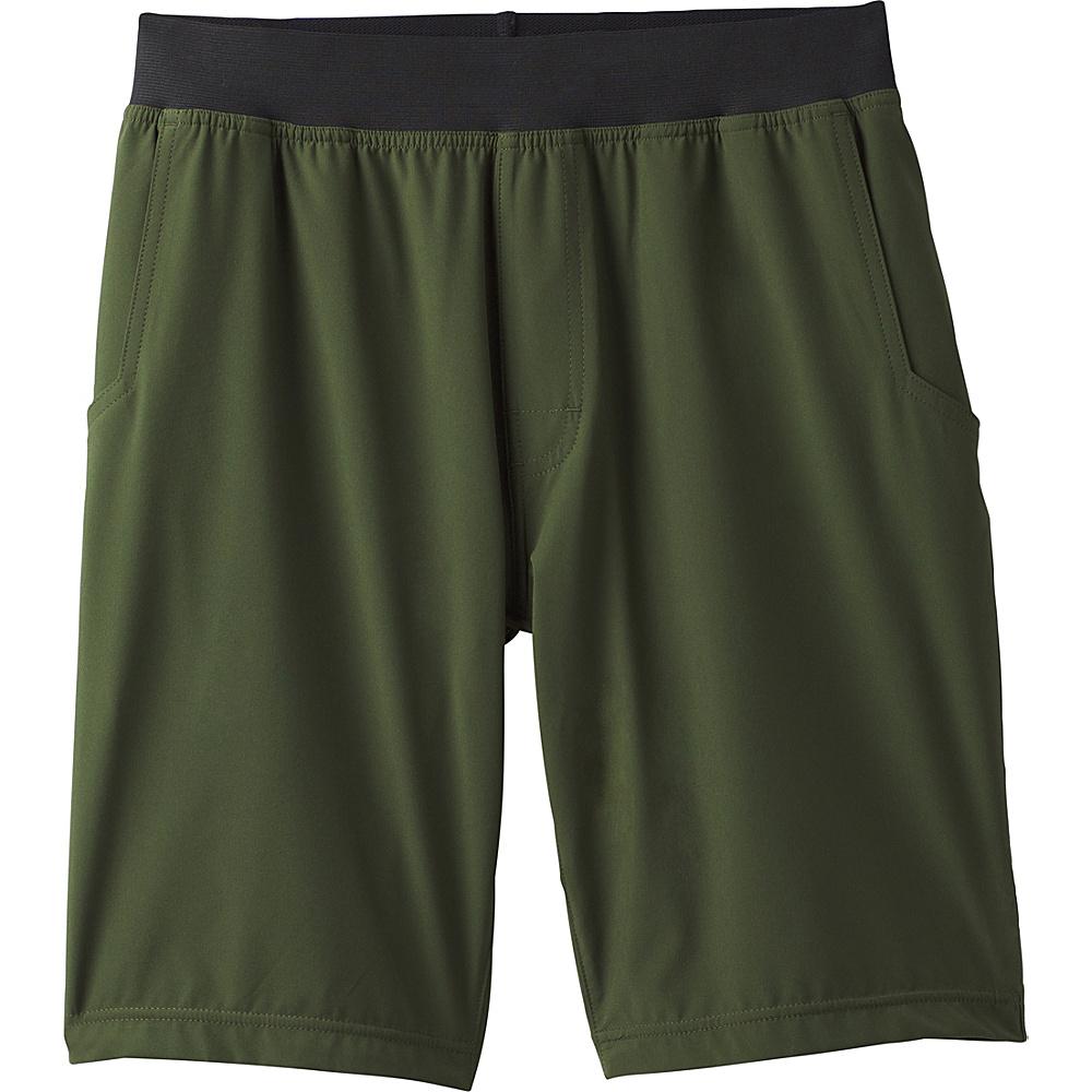 PrAna Super Mojo Short S - Turtle Green - PrAna Mens Apparel - Apparel & Footwear, Men's Apparel