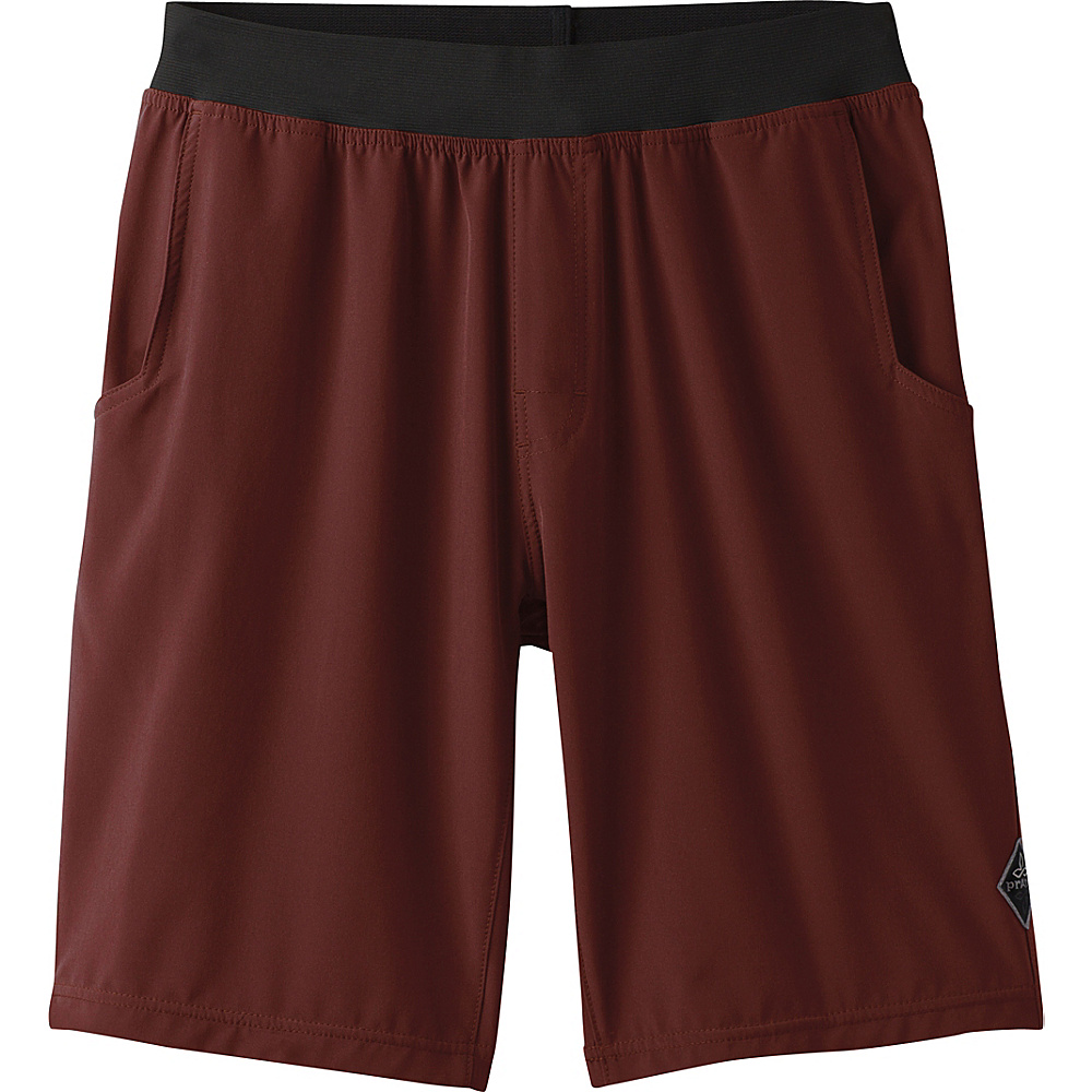 PrAna Super Mojo Short S - Raisin - PrAna Mens Apparel - Apparel & Footwear, Men's Apparel