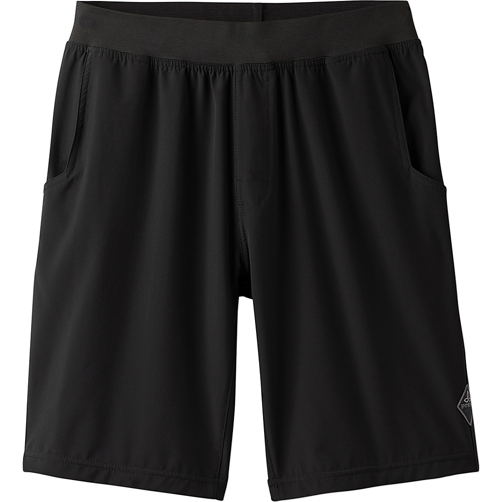 PrAna Super Mojo Short S - Black - PrAna Mens Apparel - Apparel & Footwear, Men's Apparel