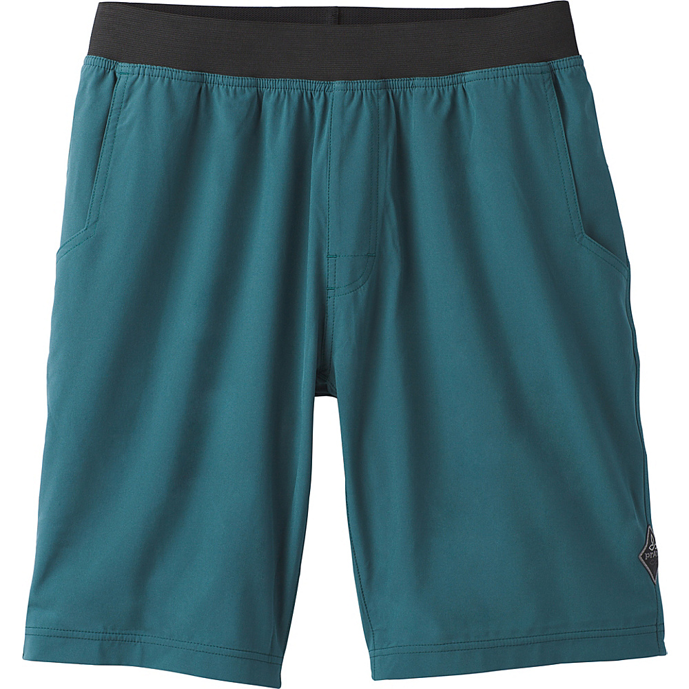 PrAna Super Mojo Short L - Deep Balsam - PrAna Mens Apparel - Apparel & Footwear, Men's Apparel