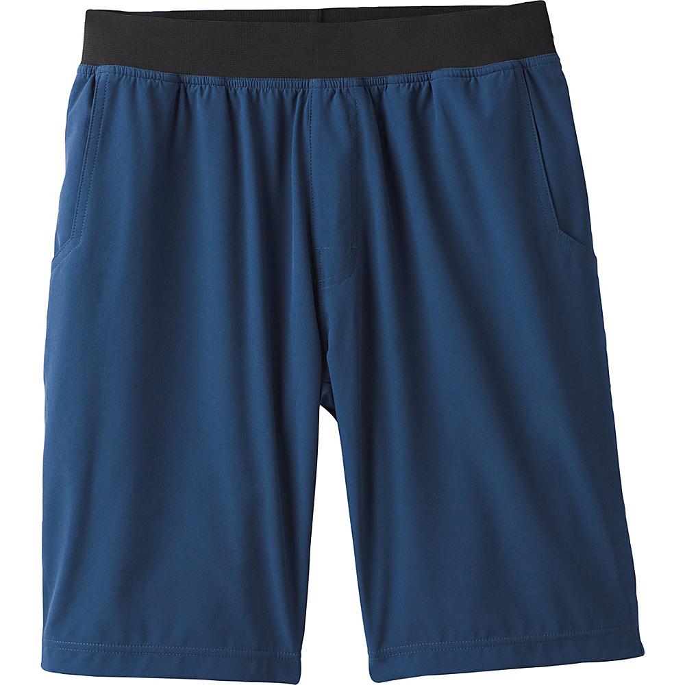 PrAna Super Mojo Short M - Equinox Blue - PrAna Mens Apparel - Apparel & Footwear, Men's Apparel