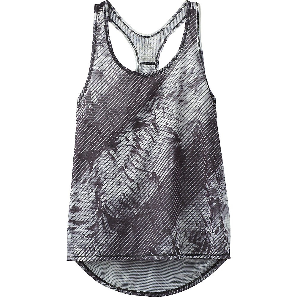 PrAna Breezie Tank L - Black Paradise - PrAna Womens Apparel - Apparel & Footwear, Women's Apparel