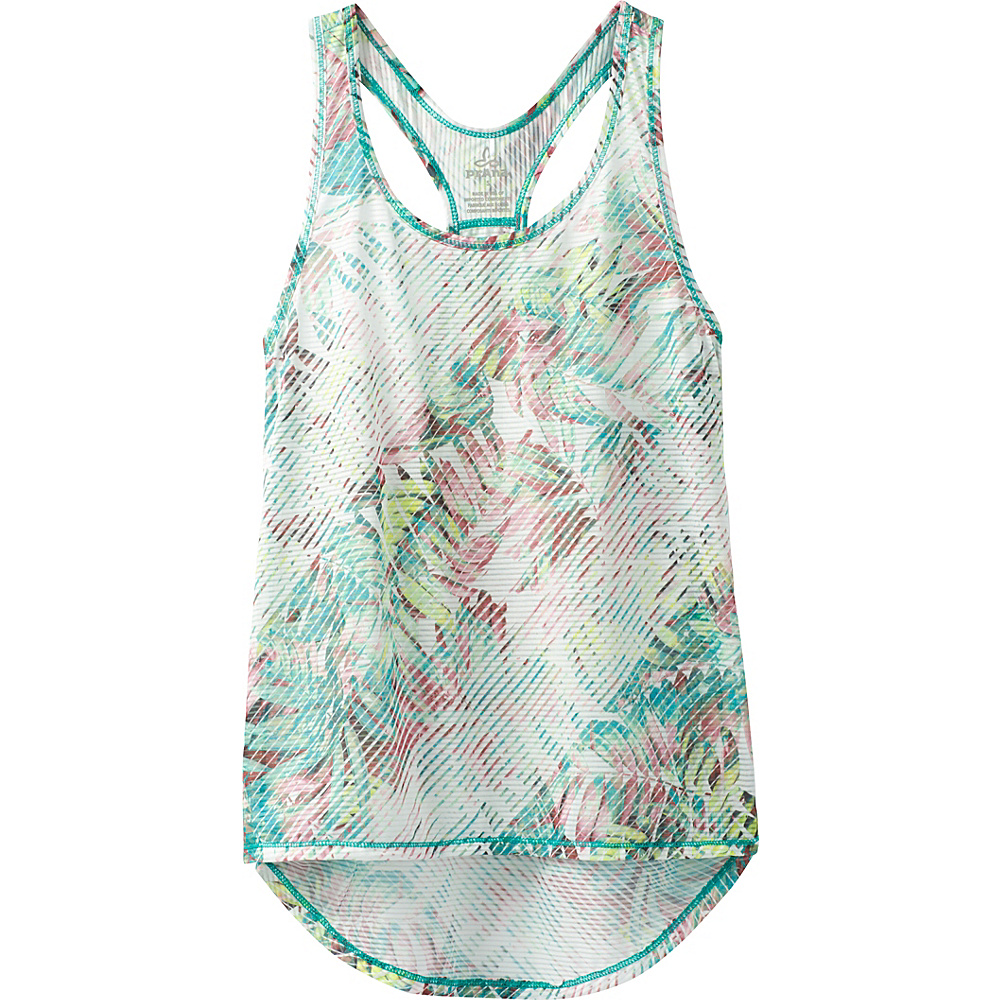 PrAna Breezie Tank L - Dragonfly Paradise - PrAna Womens Apparel - Apparel & Footwear, Women's Apparel