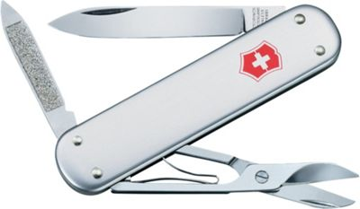 Victorinox Swiss Army Victorinox Swiss Army Money Clip Alox Multi-Tool Silver Alox - Victorinox Swiss Army Outdoor Accessories