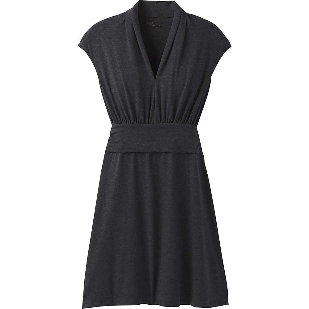 PrAna Berry Dress S - Black - PrAna Womens Apparel - Apparel & Footwear, Women's Apparel