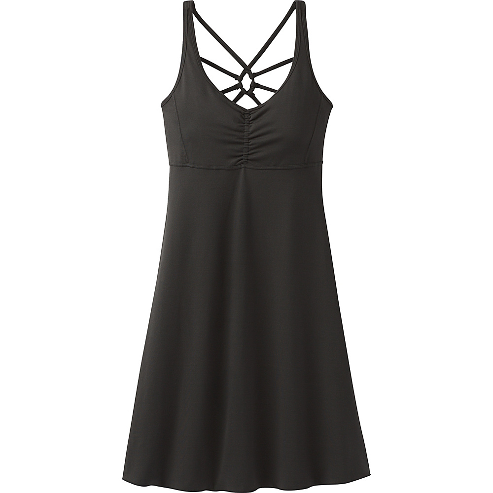PrAna Dreaming Dress S - Black - PrAna Womens Apparel - Apparel & Footwear, Women's Apparel