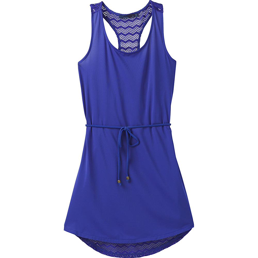 PrAna Eisley Tunic M - Cobalt - PrAna Womens Apparel - Apparel & Footwear, Women's Apparel