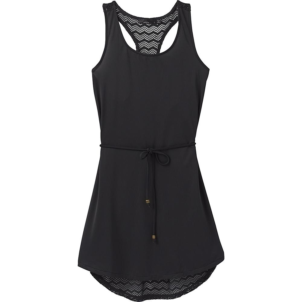 PrAna Eisley Tunic M - Solid Black - PrAna Womens Apparel - Apparel & Footwear, Women's Apparel