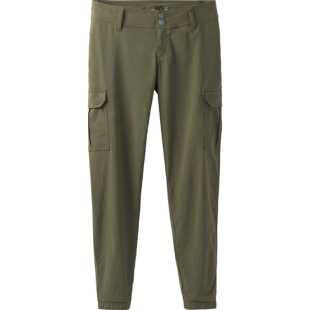 PrAna Sage Jogger 0 - Cargo Green - PrAna Womens Apparel - Apparel & Footwear, Women's Apparel