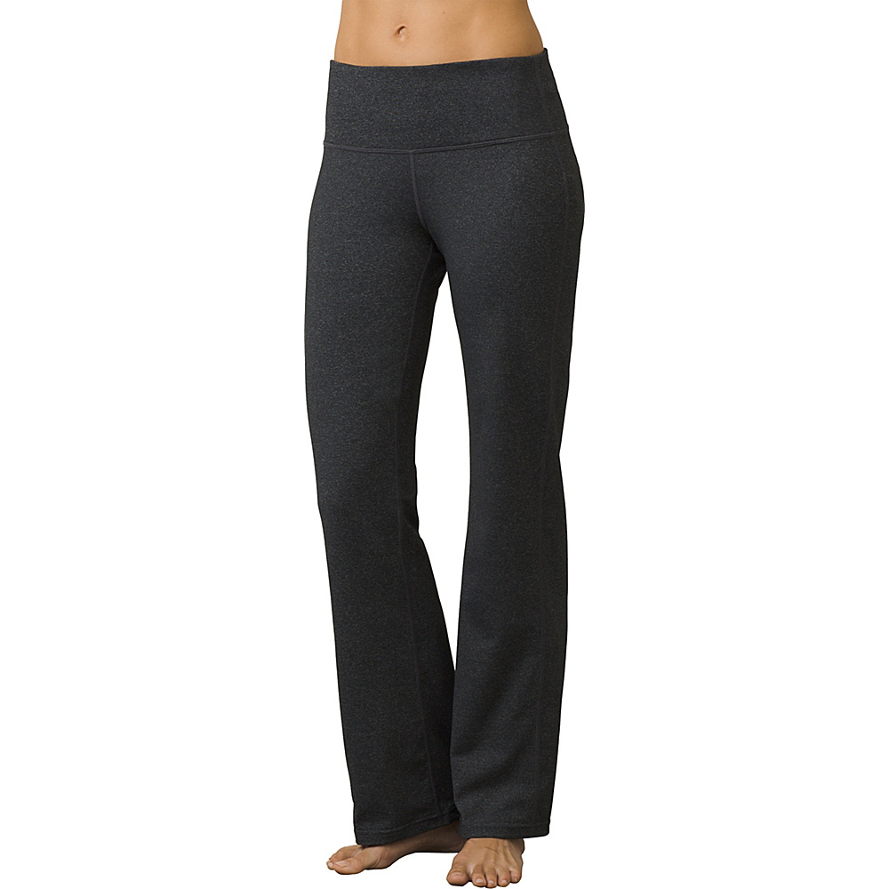PrAna Vivica Pant - Short Inseam S - Charcoal Heather - PrAna Womens Apparel - Apparel & Footwear, Women's Apparel