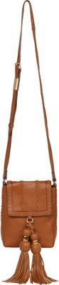 Foley + Corinna Sarabi Phone Bag Honey Brown - Foley + Corinna Leather Handbags