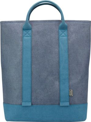 Mad Rabbit Kicking Tiger Caine Backpack-Tote Skyscraper Blue - Mad Rabbit Kicking Tiger Laptop Backpacks