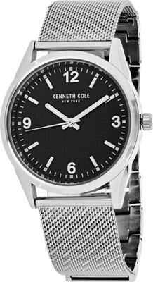 Kenneth Cole Watches Men's Classic Watch Black - Kenneth Cole Watches Watches